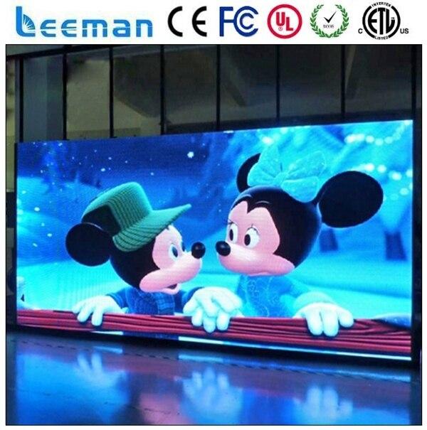 Leeman P1.25 крытый HD из светодиодов экран 2015 горячая распродажа HD из светодиодов дисплей-полноцветный сексуальный ххх фильмы