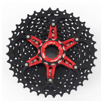 Sunrace 11 Speed Road Cassette CSRX1 36 t 11-36 t amplia relación 11 s bicicleta de carretera de rueda libre piñón engranaje