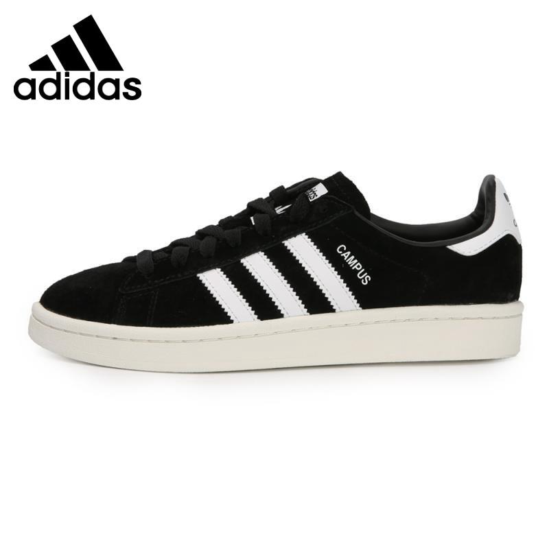 Original New Arrival 2018 Adidas Originals CAMPUS Men's Skateboarding Shoes Sneakers adidas замшевые кроссовки campus stitch and turn