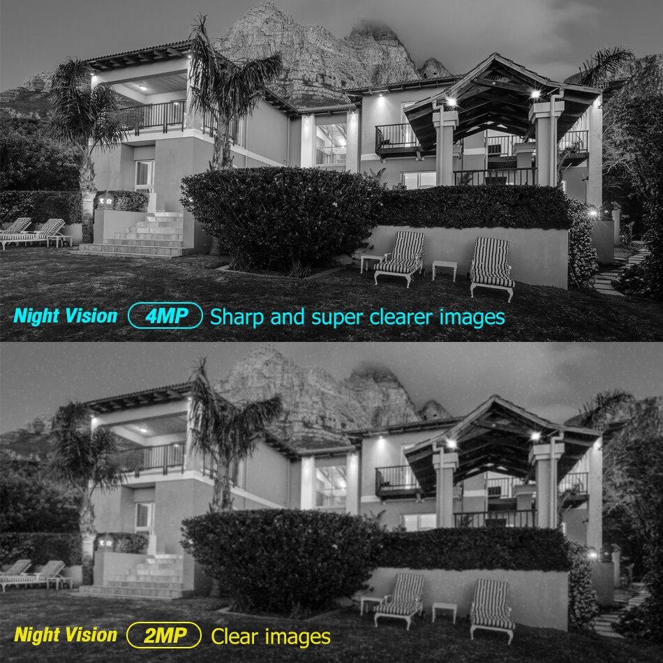 Hiseeu H.265 Security IP Camera