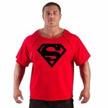 Mens T Shirts Golds Fitness Men Bodybuilding Gorilla Wear Shirt skull Rag Sleeve Round neck Tops Male Loose Tanks