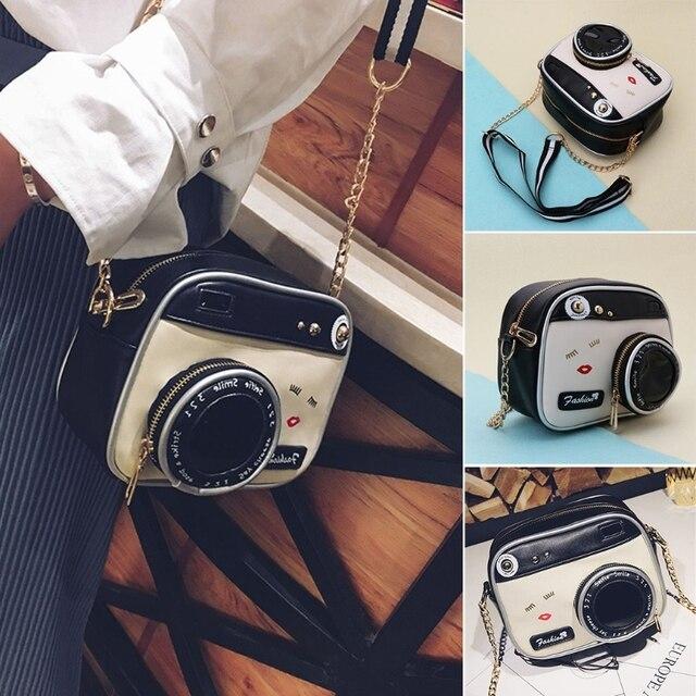 Camera Handbag 1