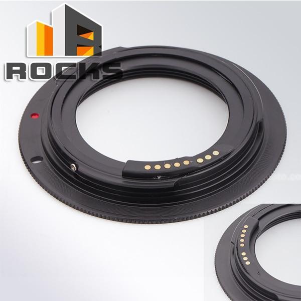 Better than EMF!Pixco GE-1 AF Confirm Lens Adapter suit For M42 Screw Mount Lens to Canon 7D MarkII 5D MarkIII 5D MarkII 5D