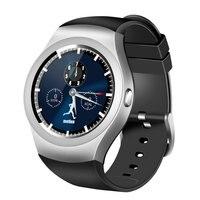 Relógios inteligentes para Windows Phone MF3 1.3 polegada Círculo Completo Do Bluetooth SIM cartão tf android ios para iphone 6s 7 5S 4S desgaste android