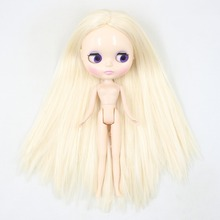 ICY Neo Blythe Doll Blonde Hair Body Options 30cm