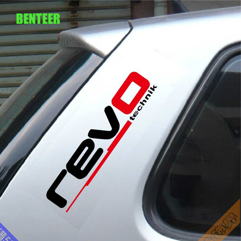 REVO car body decoration sticker For Volkswagen Golf 6 R32