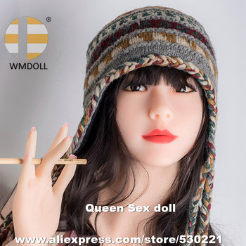 Top Quality WMDOLL Love Doll Heads For Silicone Sex Doll Sexy Dolls Head Oral Sextoys Adults For Men