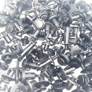 Image 3 - 50 adet araba tampon çamurluk için plastik bağlantı elemanı Citroen Peugeot Renault VW Nissan Honda Toyota Mazda Ford Buick Hyundai Kia volvo