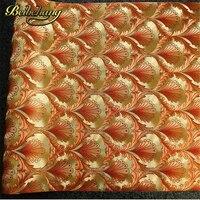 Beibehangทองทองสะท้อนแสงเพดานโรงแรมห้องบอลรูมKTVคลับกระชับวอลล์เปเปอร์ทองsilverwallกระดาษกระดาษde parede para...