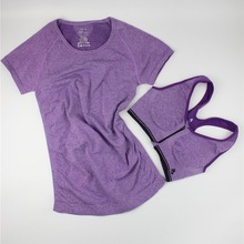 Quick-Dry Fitness Clothing for Women