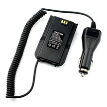 10pcs NEW TYT Tytera Car Charger Battery Eliminator for TYT MD-380 MD380 Two Way Radio Walkie Talkies