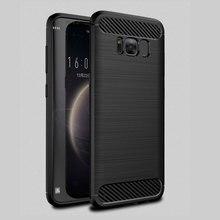 Тонкий мягкий чехол для телефона для samsung s7 s8 s9 нескользящий Силиконовый защитный чехол для задней панели телефона задняя крышка для galaxy s7edge s8 плюс s9 plus чехол из термопластичного полиуретана