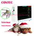 ectronics CE&FDA Veterinary ICU vital Signs Patient monitor,6 parameters,CONTEC CMS8000VET