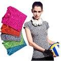 5 Colores SL Mujeres Sólido T Camisa de Manga Corta de Entrenamiento de Talla grande de La Camiseta Mujeres Top Ropa Flacos Tees 9865