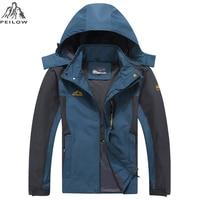 New Spring Autumn Outwear Thin Jacket Men Waterproof Windbreaker Man Coat Chaquetas Hombre Plus Size L