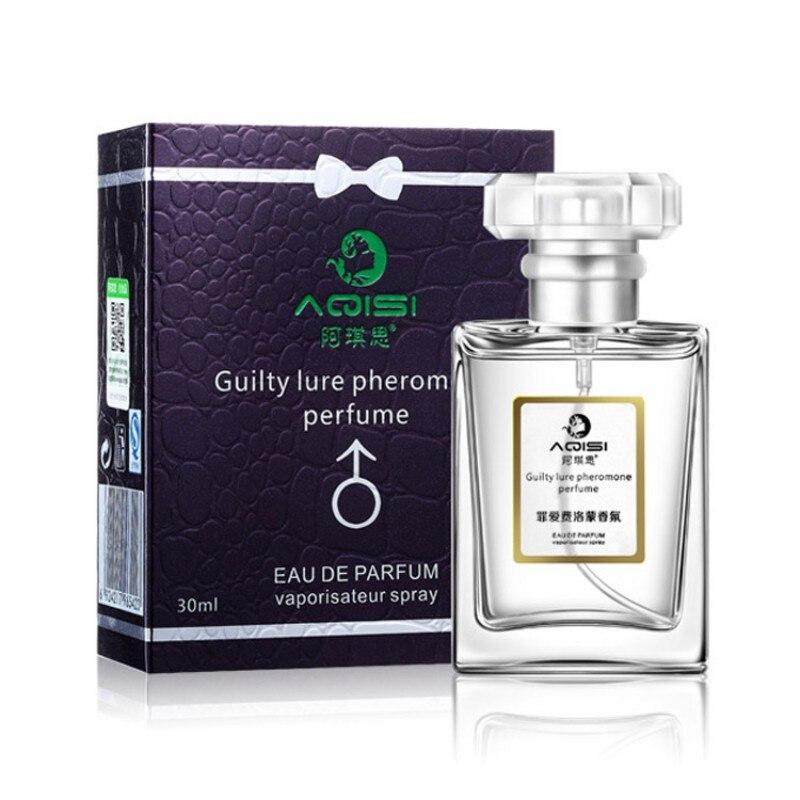 Man Fragrances Fresh Lasting Charming Temperament Fragrances 30ml For Party Work Antiperspirant