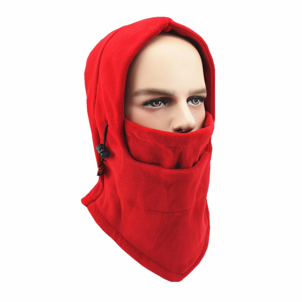 Q981 Cycling winter outdoor sports Head cover scarf cold thickened headgear CS mask fleece warm hat Cycling Face Mask