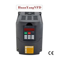 AC frequency inverter 1 phase input 3 phase output 2.2KW 3HP 10A variable frequency drive Inverter motor speed controller vfd