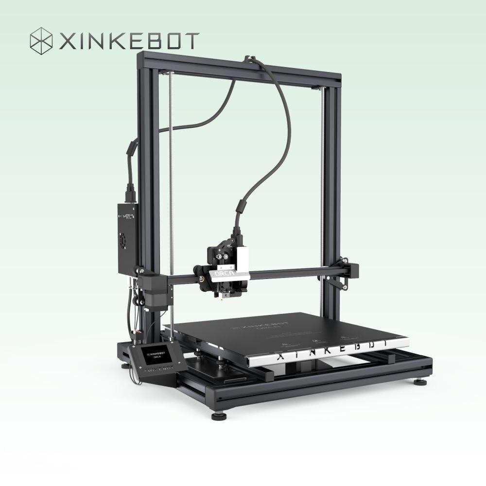 Extended Large 3D Printer Original Ultimaker 2 UM2 Including All 3D Printer Parts