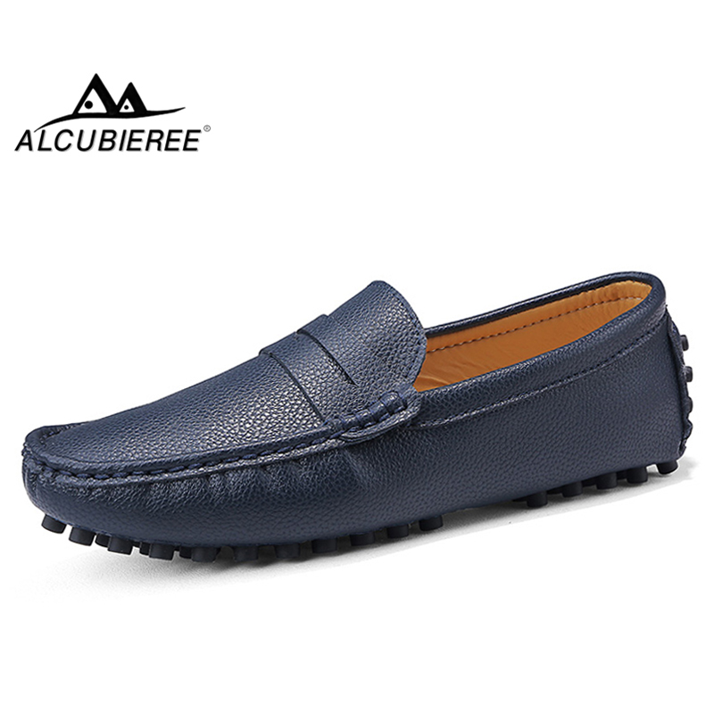ALCUBIEREE 2019 Spring Summer Breathable Mens Penny Loafers Casual Slip on Gommino Boat Shoes Lightweight Zapatos De HombreALCUBIEREE 2019 Spring Summer Breathable Mens Penny Loafers Casual Slip on Gommino Boat Shoes Lightweight Zapatos De Hombre