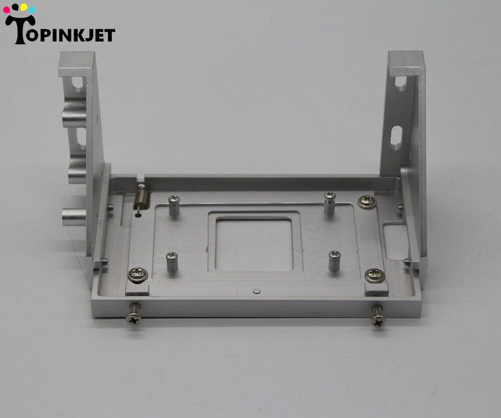 XP600 cadre de support de tête d'impression en métal à tête unique pour xp600