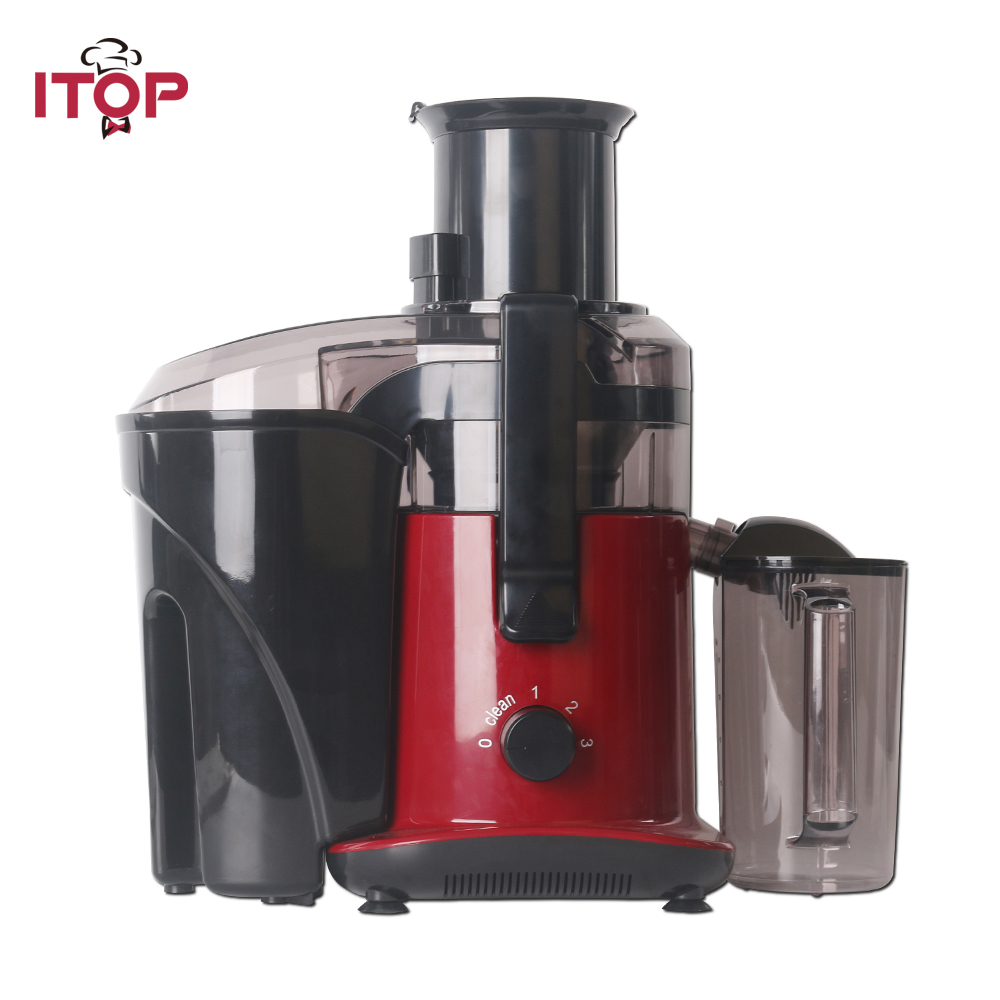 ITOP Food Grade ABS Citrus Juicers Lemon Vegetable Fruit 3 Speeds Juicers With Automatic Cleaning Function Food Mixers Blender цена
