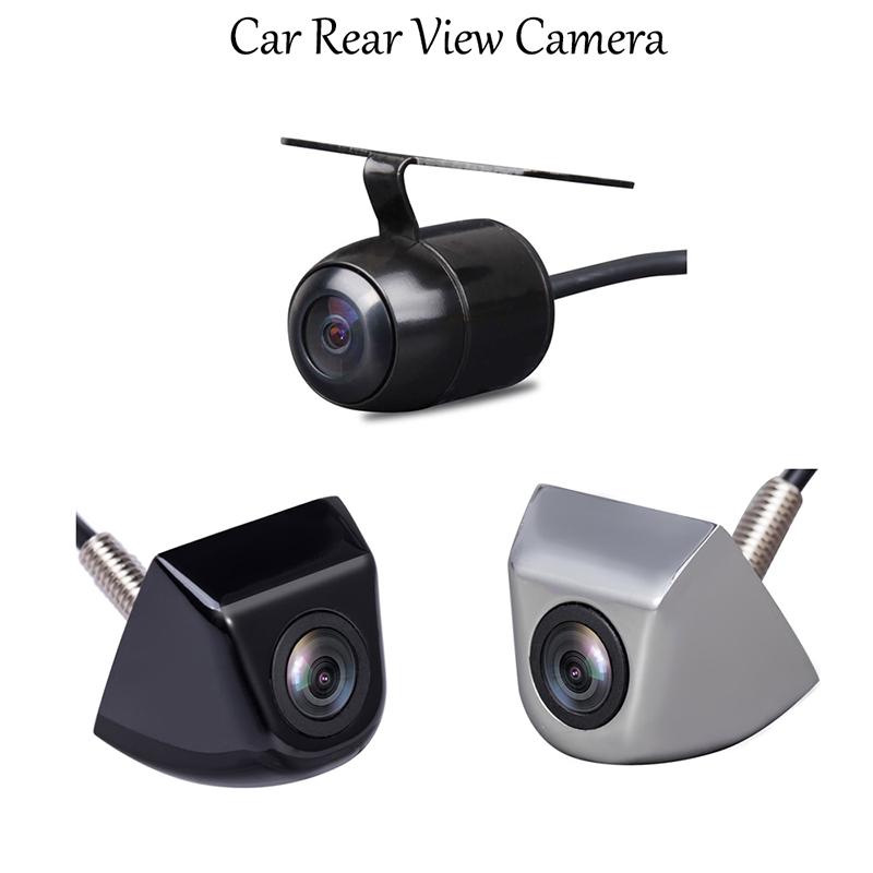 Car Parking and reversing Assistance View Camera Car Rear View Camera 170 Degree Monitor CCD Wire Night Vision Waterproof