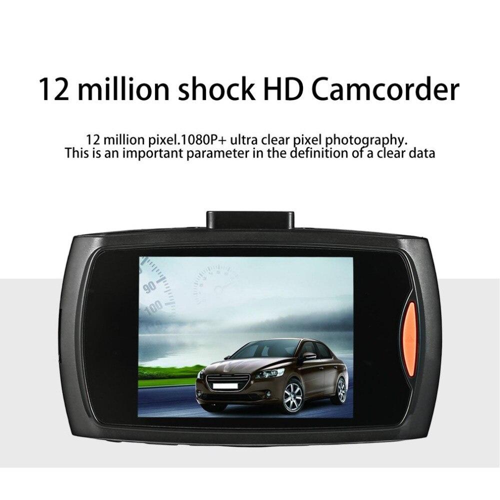 Neue Tragbare Auto Fahren Kamera HD 16:9 LCD Nachtsicht Eingebaute Lautsprecher Motion Erkennung Digital Video G-sensor Auto camcorder