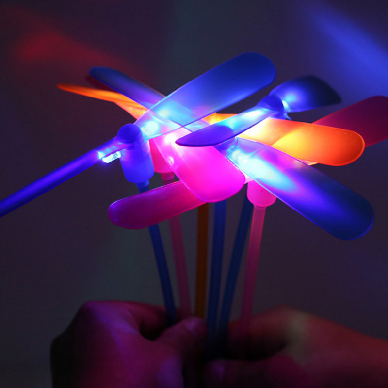 5Pcs-Set-Children-Baby-Colorful-LED-Night-Lighting-Bamboo-Dragonfly-Outdoor-Fly-Glowing-Bamboo-copter-Flashing (4)