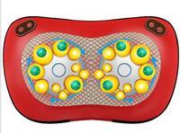 Massage Pillow Cervical Vertebra Massager Neck Waist Back Shoulder Massage Device infrared heating Health Care Instrument