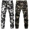 2016 mejor venta de operaciones de campo camuflaje pantalones Cargo militar ropa de camuflaje del ejército pantalones pantalon homme hombres