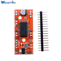 10 Uds. EasyDriver Shield Módulo de controlador de Motor paso a paso V44 A3967 para Arduino soporte 4/6/8 Pasos de alambre 7 V-30 V ventas al por mayor