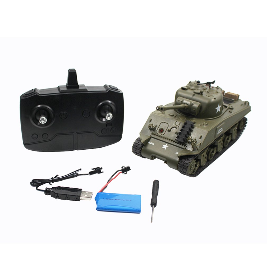 Remote Control Tank 2.4G Infrared RC Battle M4 Tank Cannon & Emmagee Remote Control Tank Remote Toys for Children Boys Best GiftRemote Control Tank 2.4G Infrared RC Battle M4 Tank Cannon & Emmagee Remote Control Tank Remote Toys for Children Boys Best Gift