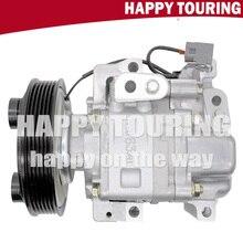 цена на Car Air Conditioning Compressor For MAZDA ATENZA 1.8L 2.0L 2.3L 2002 2003 2004 2005-  H12A1AF4DV h12a1af4dw TSP0156171M