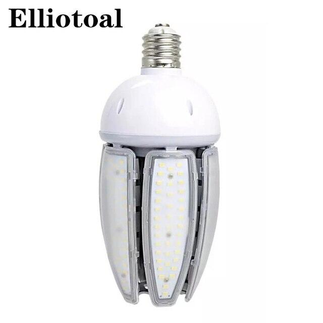 Newesr светодиодный лампочка в форме оливы Водонепроницаемый E27 30 W 40 w 50 w E40 80 w 100 w IP65 светодиодный лампочка для наружного освещения