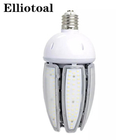 Newesr LED Olive lamp Waterproof E27 30W 40w 50w E40 80w 100w IP65 Led street light bulb