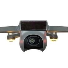 Ống Kính Máy Ảnh Hood Nón Chống Nắng Và Ống Kính Sunhood Gimbal Tấm Bảo Vệ Ổn Định Bảo Vệ Cho DJI Spark Drone Phụ Tùng