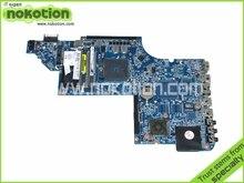 665282 001 for Hp Pavilion dv6 6000 laptop font b motherboard b font amd socket fs1