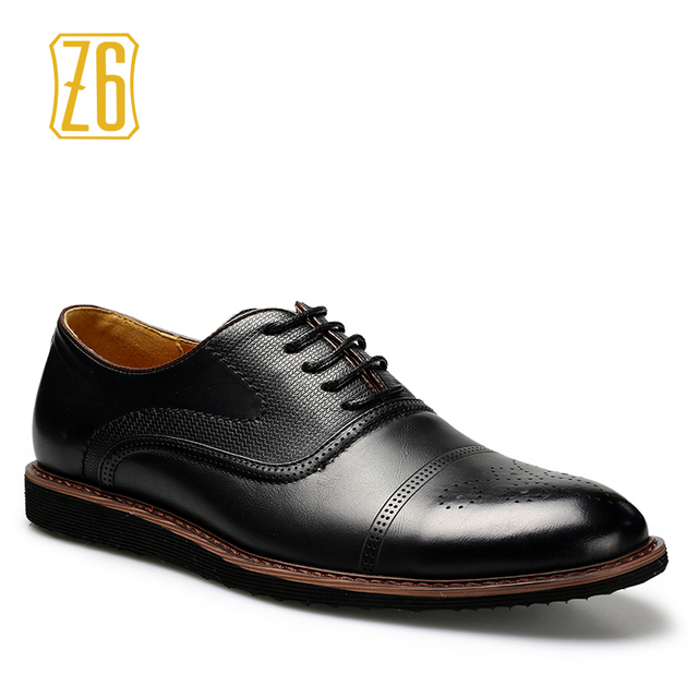 Z6 Brand men flats fashion soft handmade casual comfortable   #W3203-1