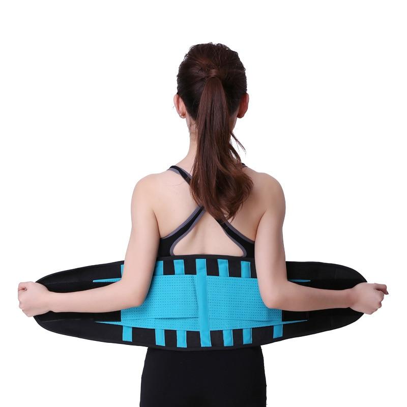 Corset For Back Orthopedic Underwear Waist Slimming Belts Lower Back Orthopedic Corset Posture Correction Lumbar Back Support