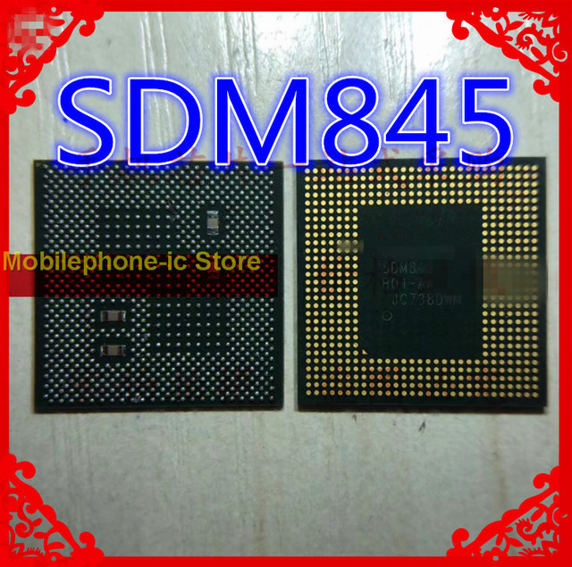 Teléfono Móvil CPU procesadores SDM845 F02 AA SDM845 B02 AA SDM845 B01 AA nuevo Original