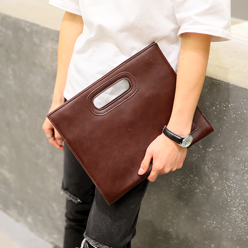 Tidog The New Men's Fashion Trend Business Bag Briefcase