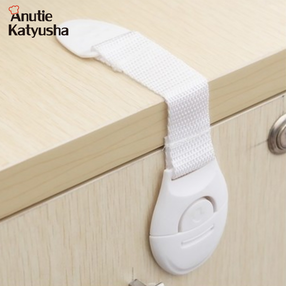 Shock-Resistant And Antimagnetic Furniture Dynamic 10pcs/lot Child Lock Kids Plastic Lock Protection Of Children Locking Doors For Childrens Safety Furniture Accessories Waterproof