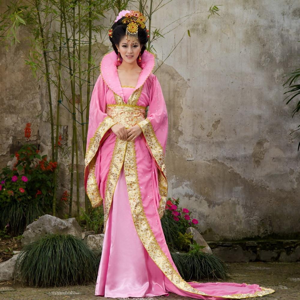 Costume princess clothing tang dynasty royal loading ...