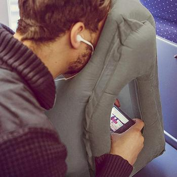 Inflatable Soft Travel Cushion
