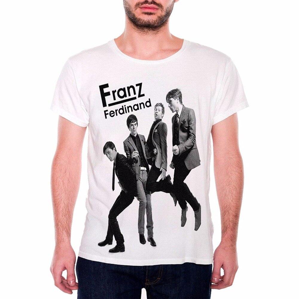 Breaking bad Aaron Paul Jesse Pinkman Gun Shoot T-ShirtPrinted SummerRae Franz Ferdinand Joking Group White