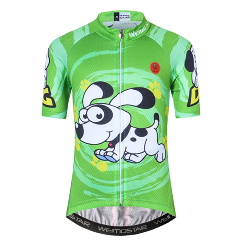 0a2558061a8 Weimostar Children Short Sleeve Cycling Jersey Ropa Ciclismo Kids Cycling  Clothing Tops Boys Girls Bicycle Bike Jersey Shirts ...