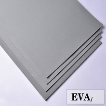 50x200 cm אפור צבע Eva קצף גיליונות קרפט eva גיליונות קל לחתוך אגרוף גיליון בעבודת יד קוספליי חומר