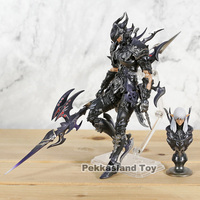 Original Final Fantasy XIV FF 14 Estinien the Azure Dragoon PVC Action Figure Collectible Model Toy
