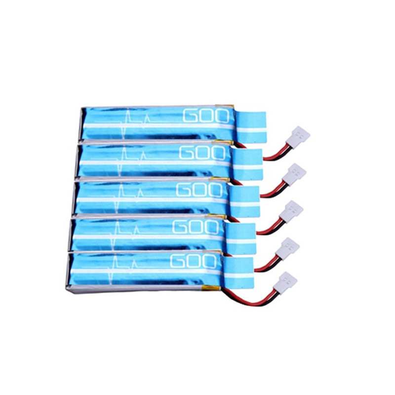 все цены на WLtoys V930 V977 / XK K110 RC Helicopter Spare Parts accessories 3.7V 520mAh 30C Upgraded Li-po Battery онлайн